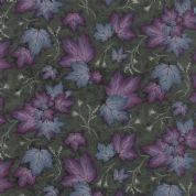 Moda - Summer on The Pond by Holly Taylor - 5728 - Maple Leaves on Green  - 6722 17 - Cotton Fabric